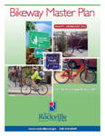 Rockville Bikeway Plan available for public comment