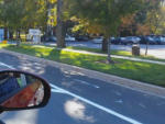 Woodglen Drive gets Montgomery County's first cycle track